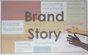 5 Key Elements to Building a Brand Story